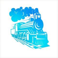 Gardening Association Locomotive